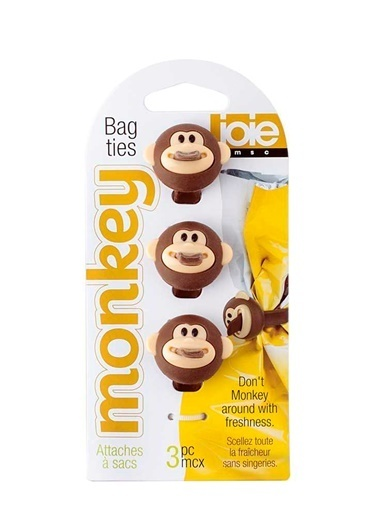 Joie Monkey 3lü Poşet Bağcığı-Joie